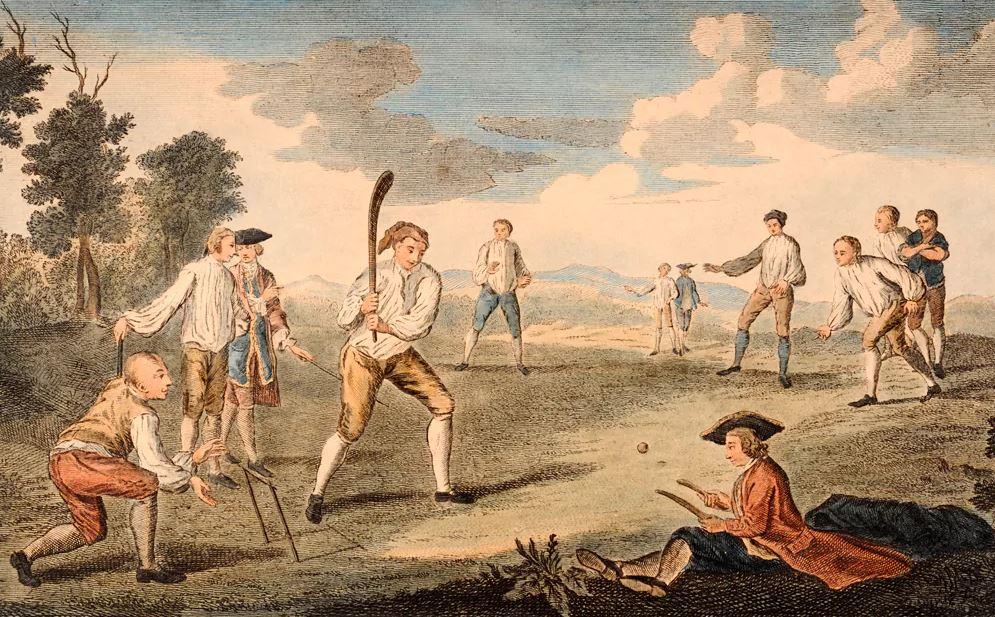 Early cricket