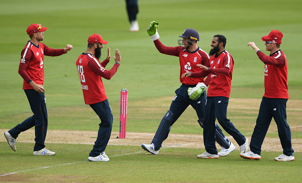 Plans for International Cricket in 2021